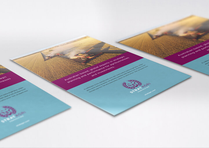 Strat Agri Consulting brochure
