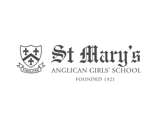 St-Marys Anglican Girls School Logo