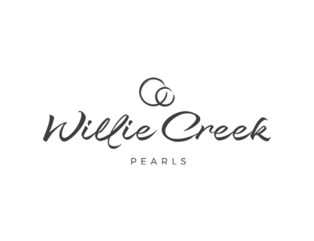 Willie Creek Pearls Logo