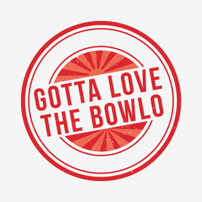 gotta love the bowlo device logo