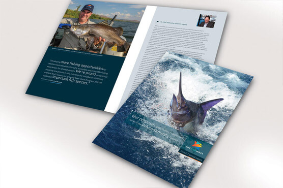 Recfishwest 2017 annual report book